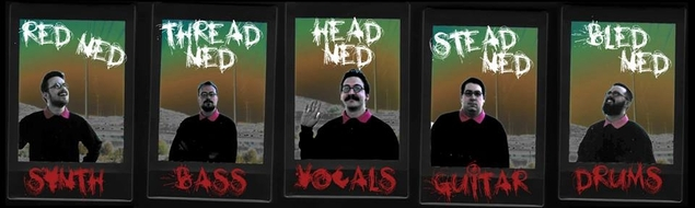 54a41 1337073 Say hidey ho to the Ned Flanders themed metal band Okilly Dokilly