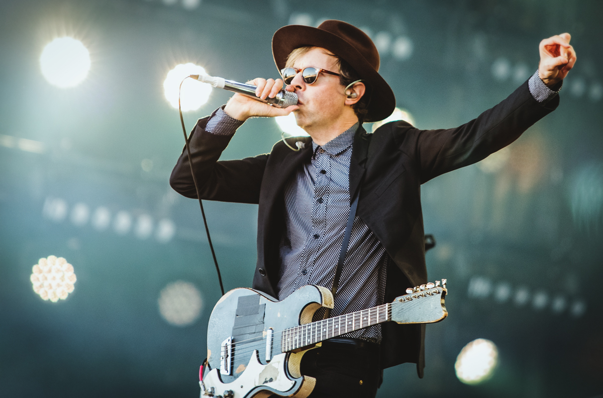 beck 0950 Governors Ball's 2016 Lineup: One Day Later