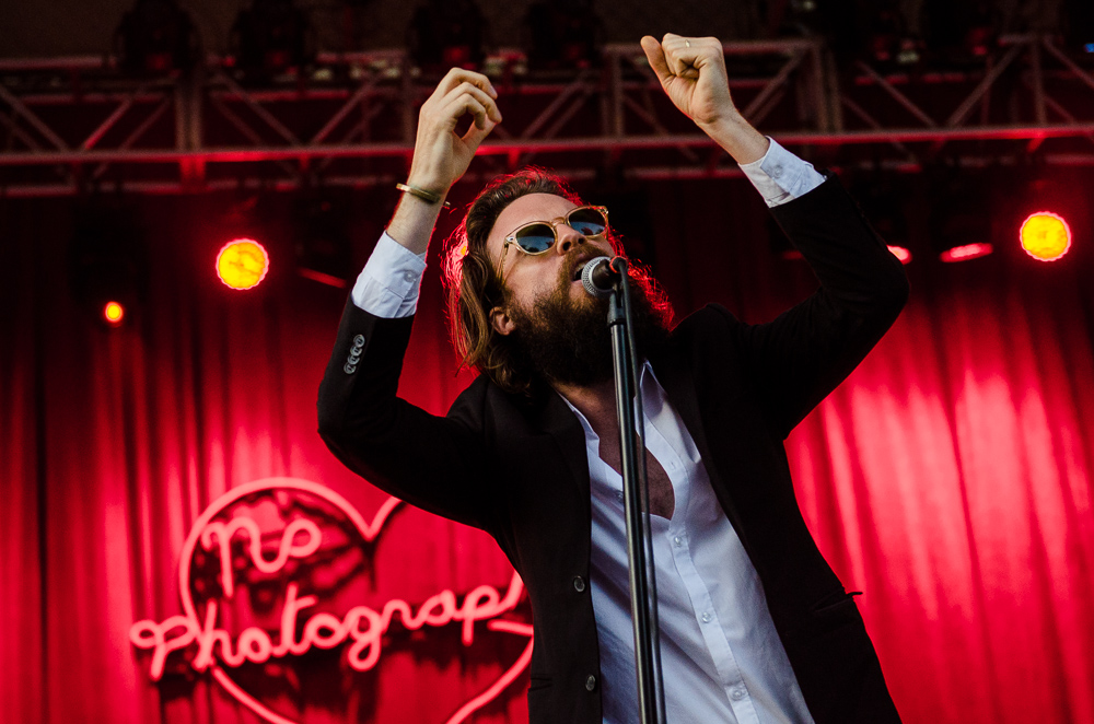 Father John Misty // Photo by Ben Kaye
