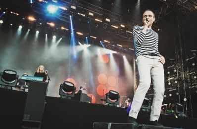 Belle and Sebastian // Photo by Autumn Andel