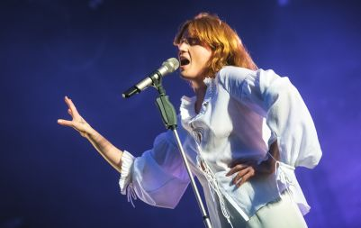 Florence + The Machine // Photo by Autumn Andel