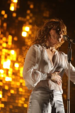 Florence and the Machine // Photo by Heather Kaplan