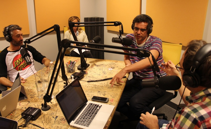 jemaine clement earwolf Jemaine Clement: People Places Conversations