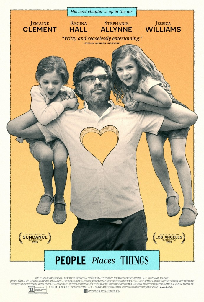 people places things poster e1439354471791 Jemaine Clement: People Places Conversations