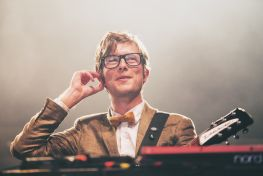 Public Service Broadcasting // Photo by Autumn Andel