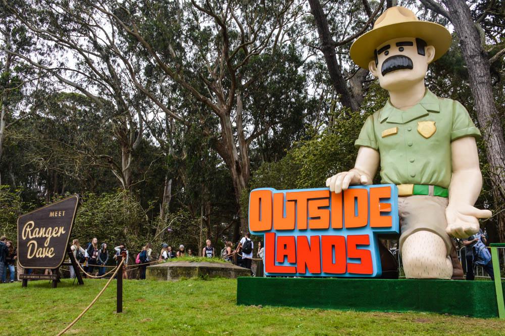 Outside Lands 2015 // Photo by Amanda Koellner