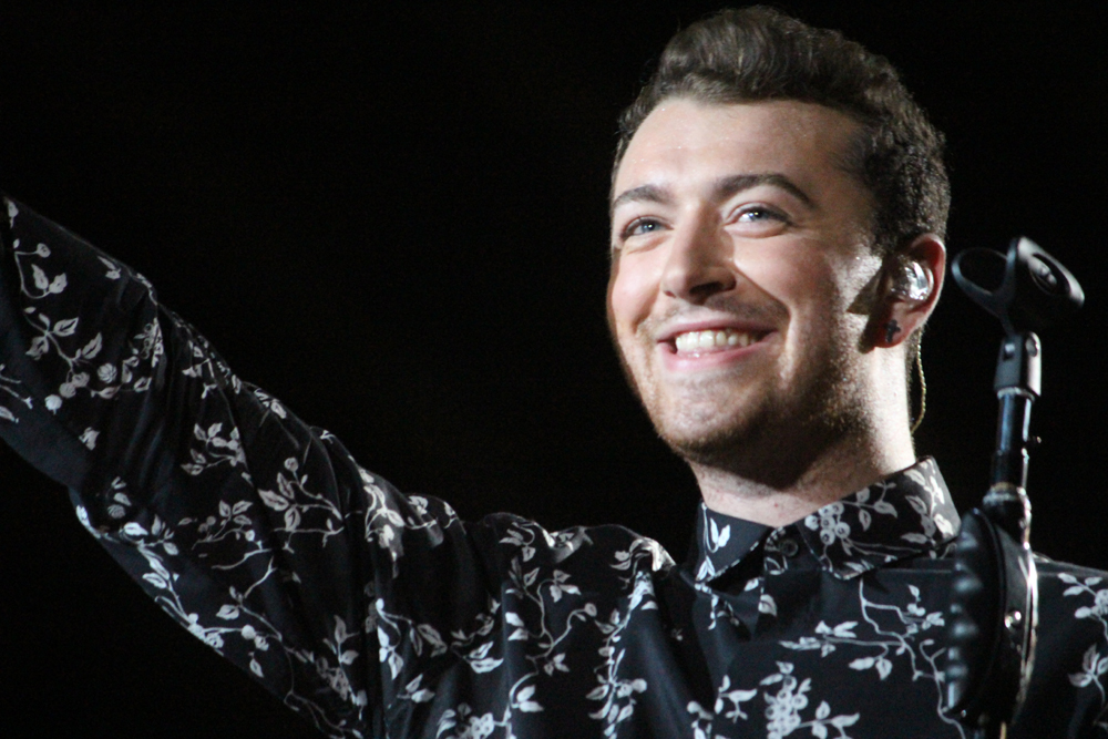 Sam Smith, photo by Heather Kaplan