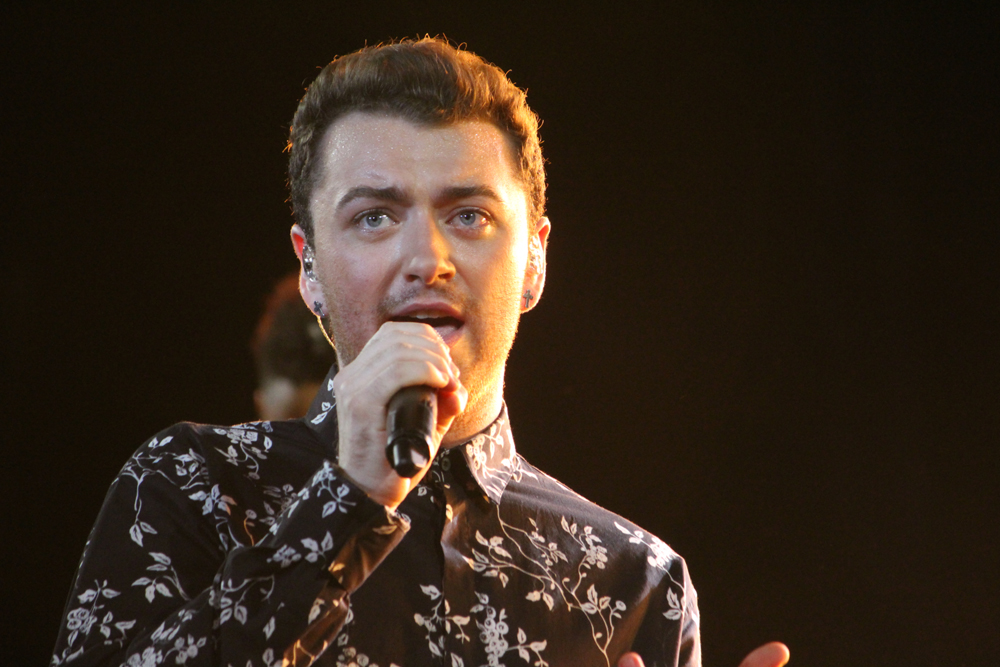 samsmith kaplan lolla sat 9 Lollapalooza 2015 Festival Review: From Worst to Best