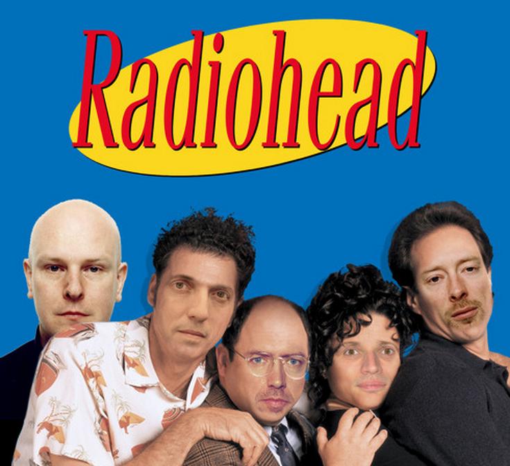 Radiohead Seinfeld