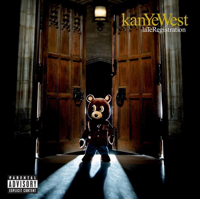 Kanye Late Registration