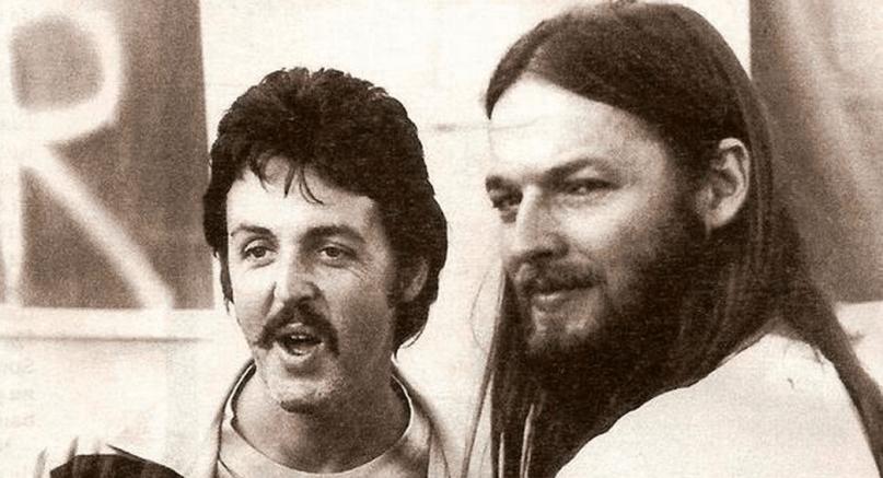 David Gilmour Beatles