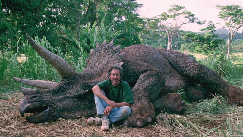 spielberg triceratops viral Jemaine Clement: People Places Conversations