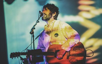 Super Furry Animals // Photo by Autumn Andel