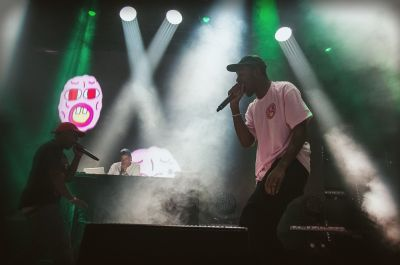 Tyler the Creator // Photo by Autumn Andel