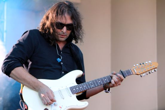 The War on Drugs // Photo by Heather Kaplan