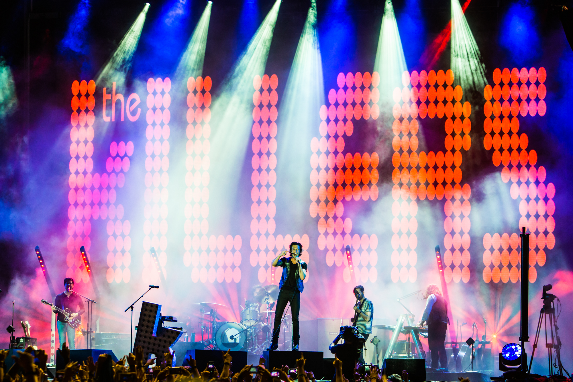 04 brandon flowers and the killers Lollapaloozas 2017 Lineup: One Day Later