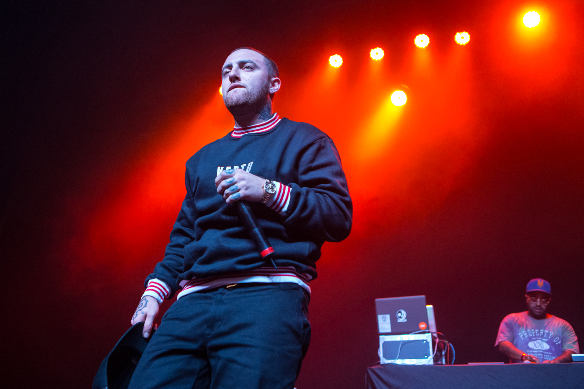Mac Miller // Photo by Philip Cosores