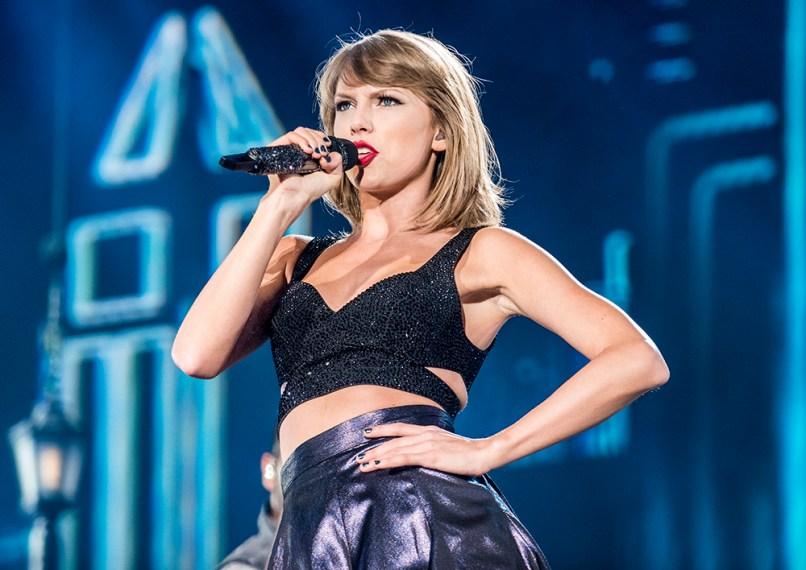 Taylor Swift // Photo by David Brendan Hall