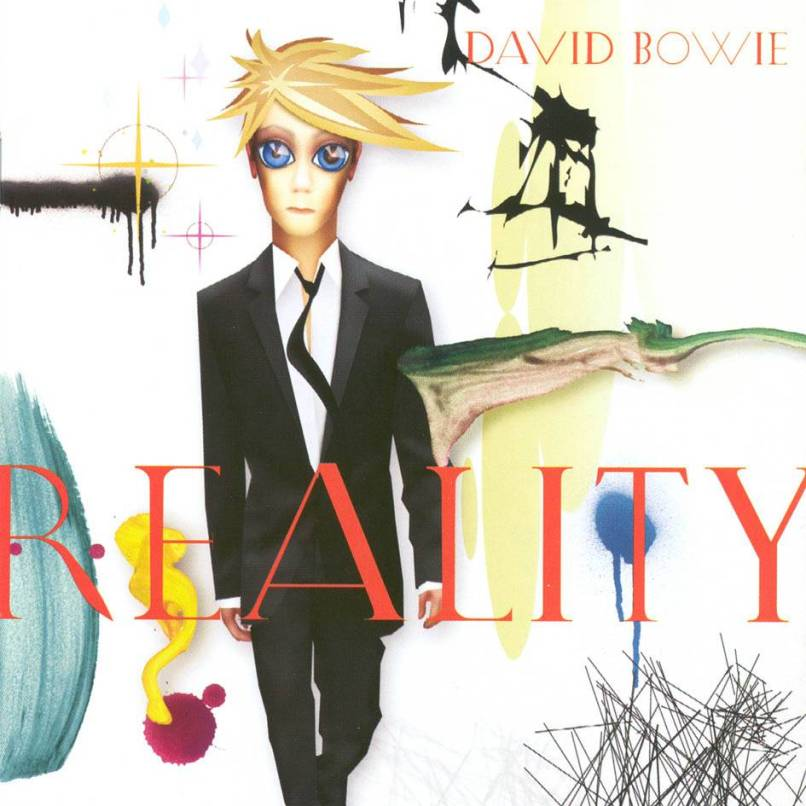 bowie david bowie reality black vinyl Ranking: Every David Bowie Album from Worst to Best