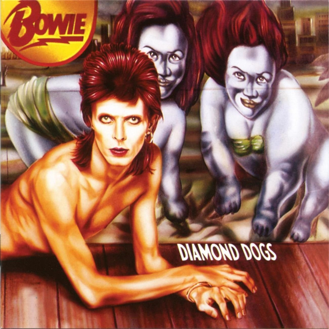 bowie diamond dogs CoS Readers Poll Results: Favorite David Bowie Albums