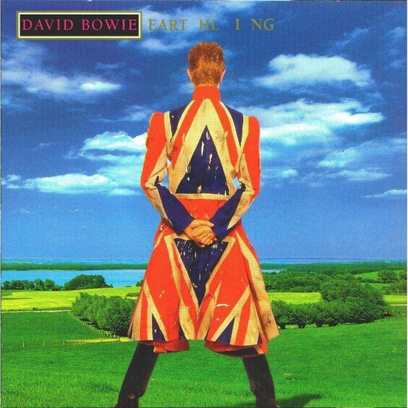 bowie earthling