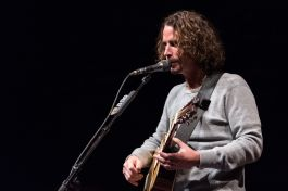 Chris Cornell // Photo by Eric Tra