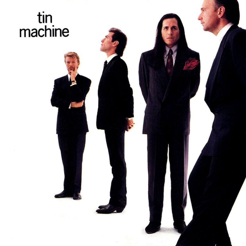 david bowie tin machine