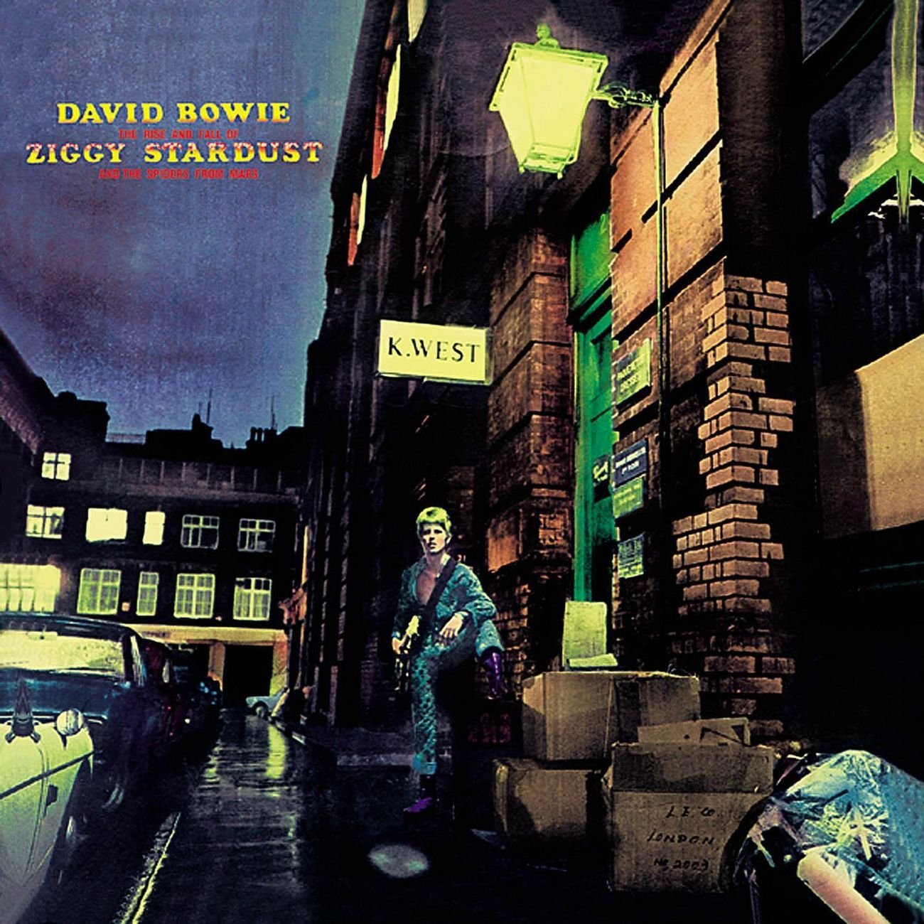 david bowie ziggy stardust CoS Readers Poll Results: Favorite David Bowie Albums