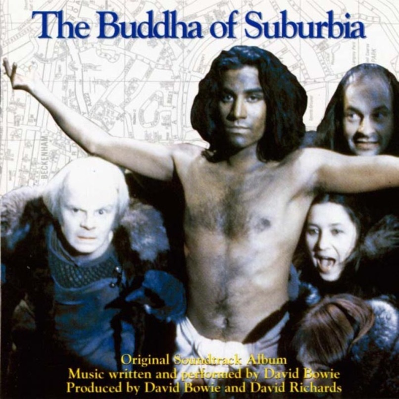 david bowie   the buddha of suburbia   soundtrack   front Ranking: Every David Bowie Album from Worst to Best