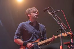 Death Cab for Cutie // Photo by Cathy Poulton
