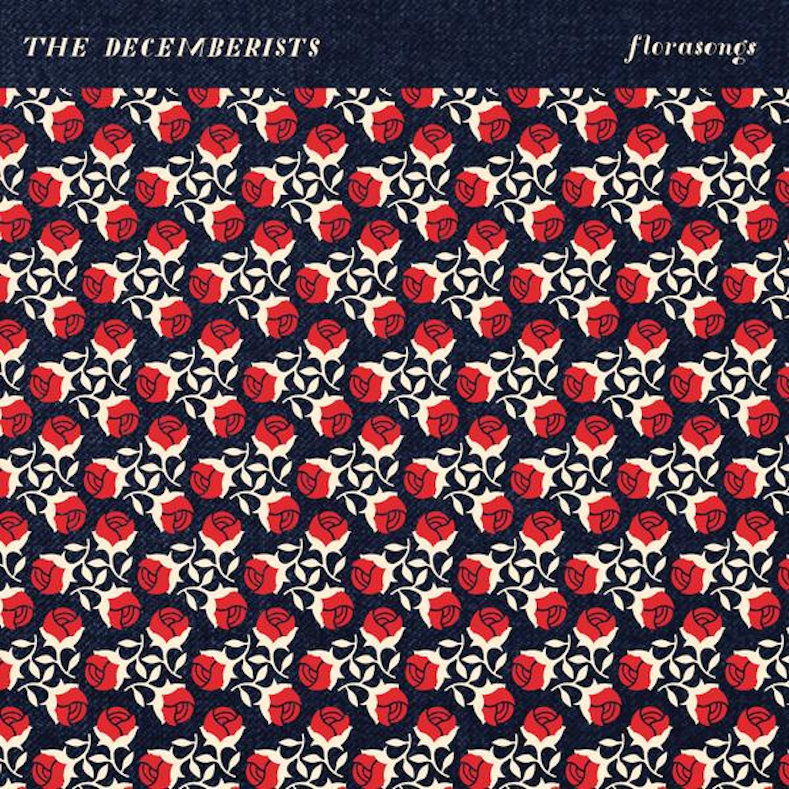 decemberists florasongs EP