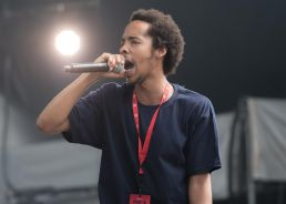 Earl Sweatshirt // Photo by Cathy Poulton