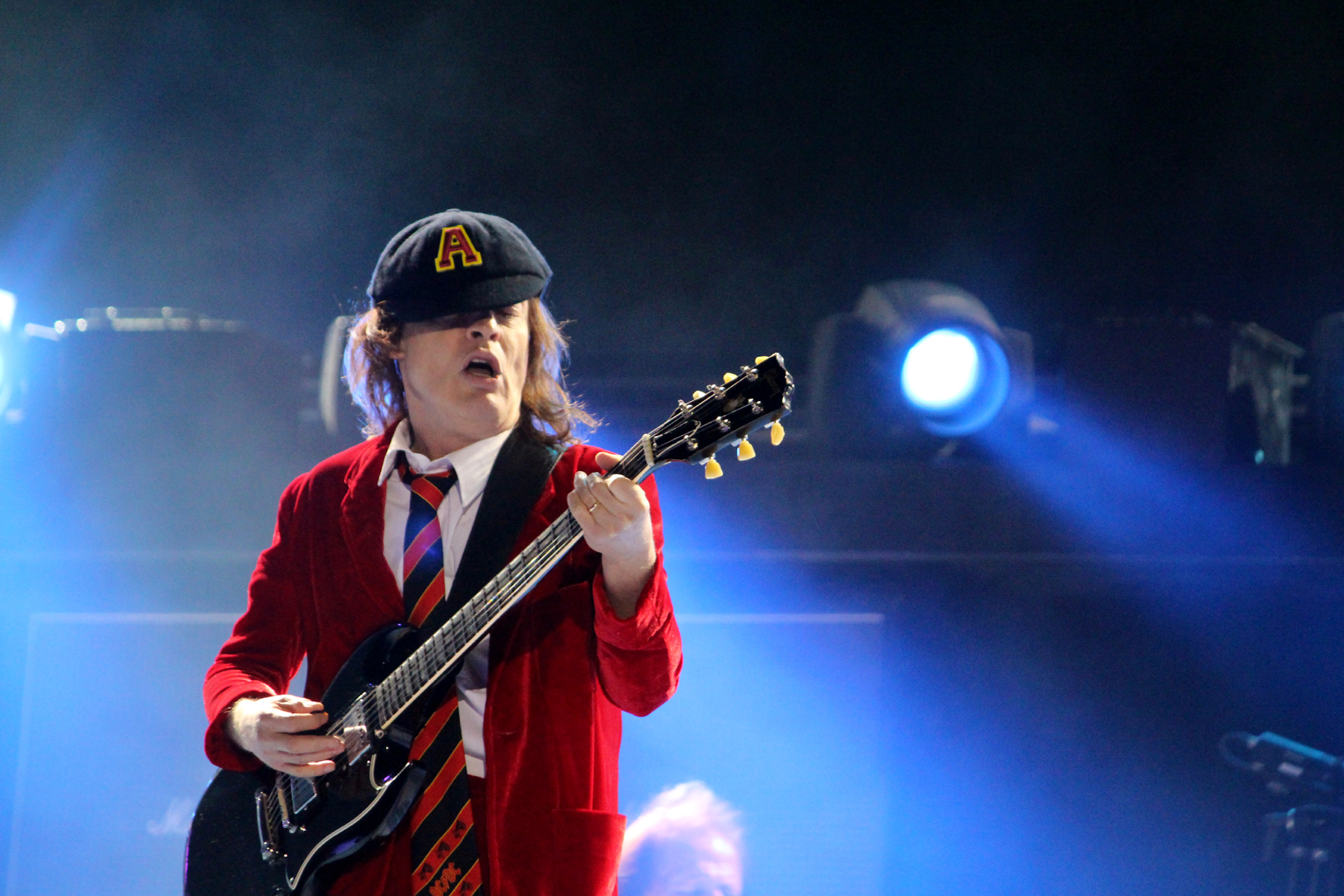 AC/DC Photo by Heather Kaplan