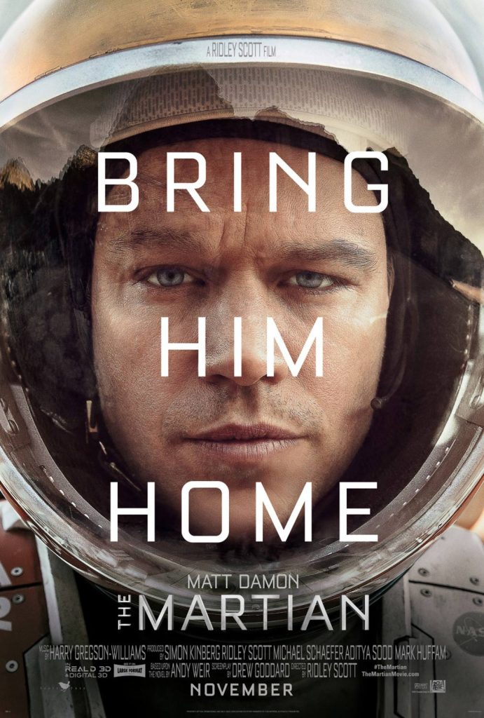 martian2015 NASAs John B. Charles Discusses Ridley Scotts The Martian