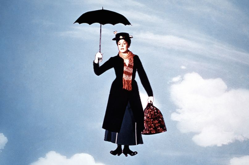marypoppins The 100 Greatest Summer Blockbuster Movies of All Time