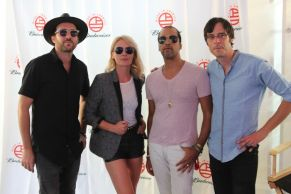 Metric // Photo by Killian Young