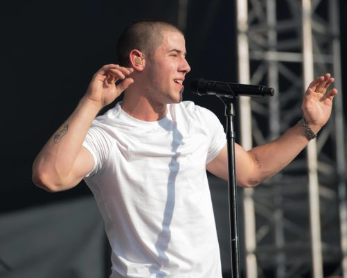 Nick Jonas // Photo by Cathy Poulton