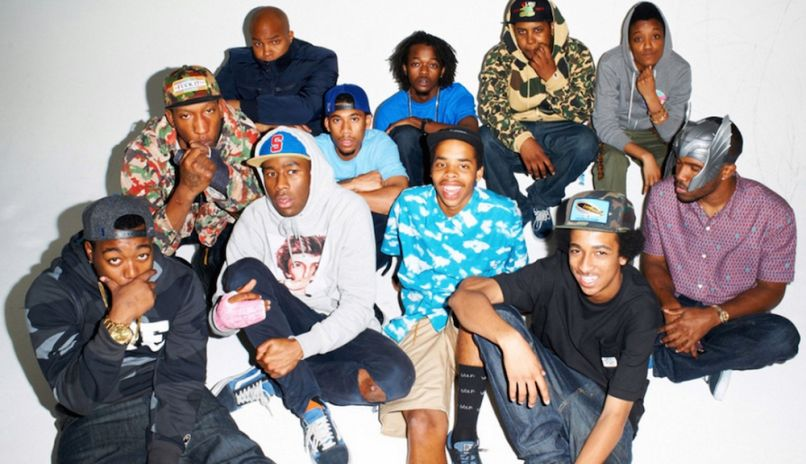 odd future camp flog gnaw live Buzz to the Future: 19 Classic South by Southwest Sets Before Artists Became Stars