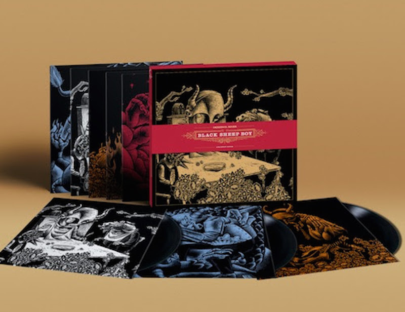 okkervil reissue Okkervil River to reissue 10th anniversary edition of Black Sheep Boy