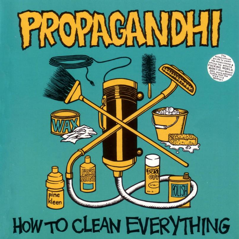 Propagandhi_HowToCleanEverything