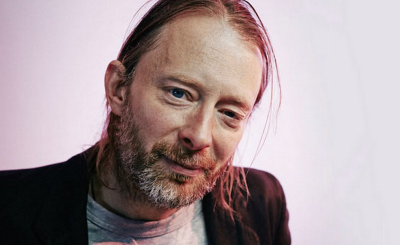 Thom Yorke unveils new solo song