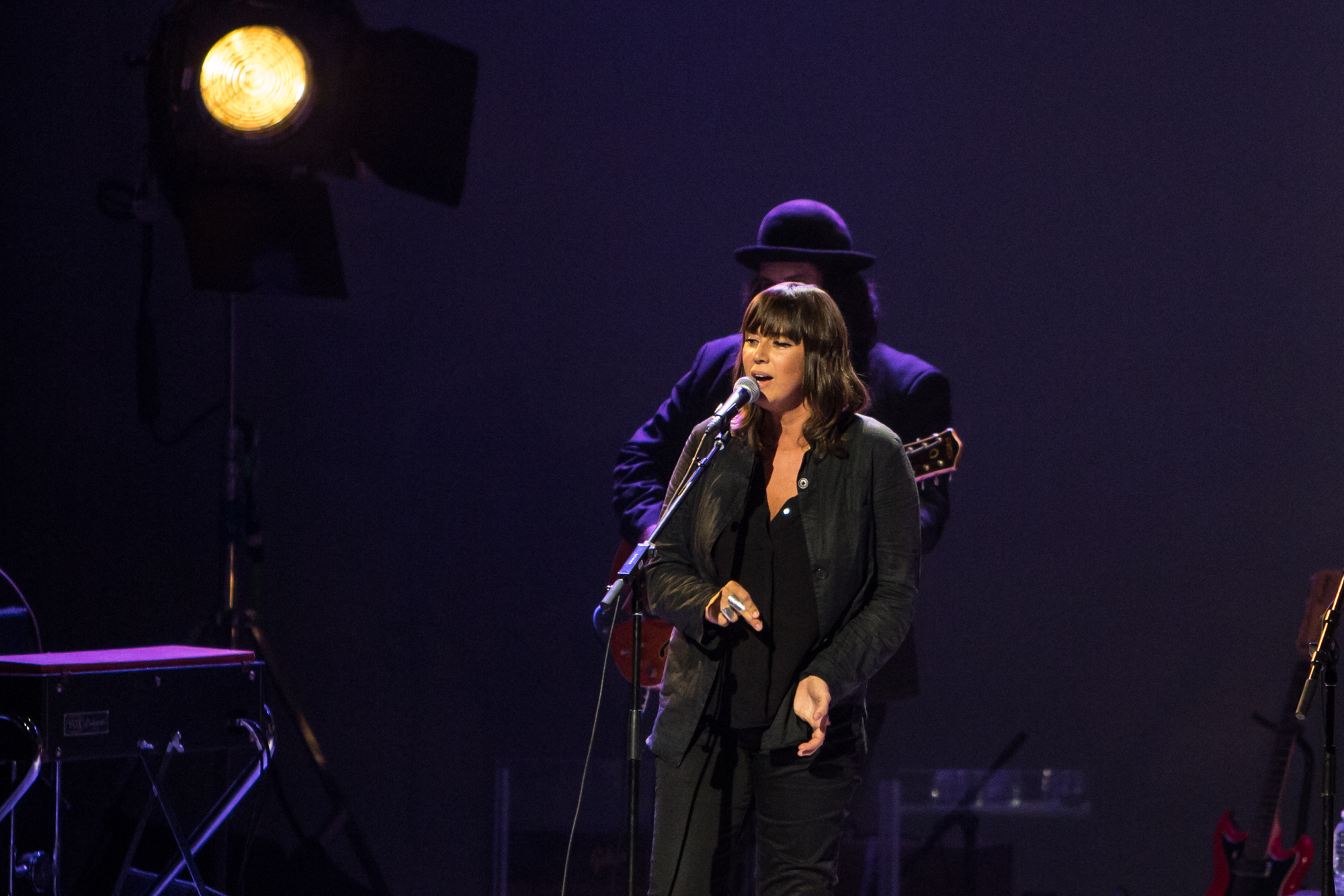 Cat Power // Photo by Philip Cosores