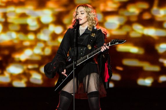 Madonna // Photo by Philip Cosores