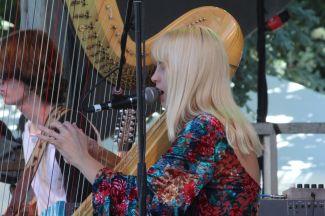 Mikaela Davis // Photo by Heather Kaplan