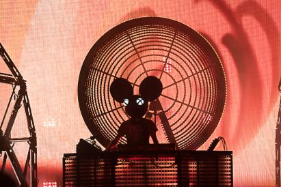 deadmau5 // Photo by Amy Price