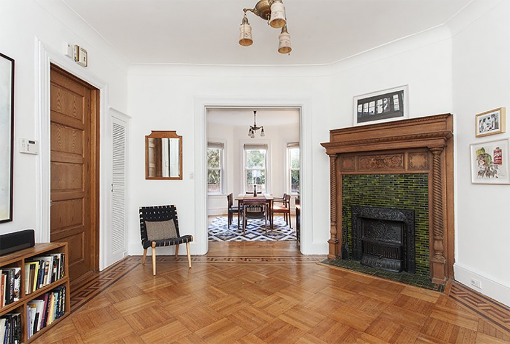 ditmas park house for sale 236 stratford rd 04 Aaron Dessners Brooklyn house, home to The Nationals recording studio, is for sale