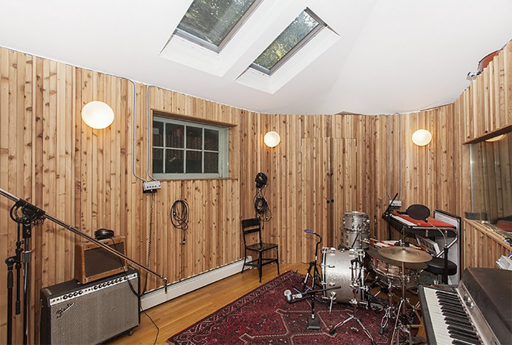 ditmas park house for sale 236 stratford rd 10 Aaron Dessners Brooklyn house, home to The Nationals recording studio, is for sale