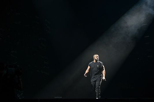 Drake // Photo by Amy Price