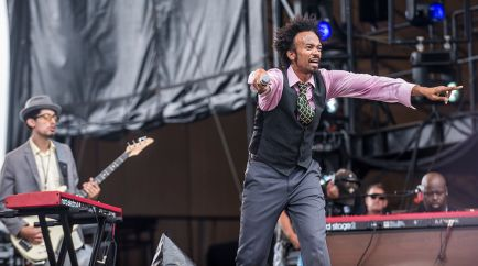 Fantastic Negrito // Photo by David Brendan Hall