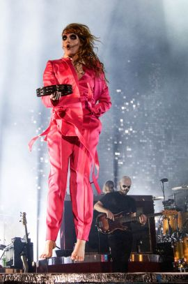 Florence + the Machine // Photo by Amanda Koellner